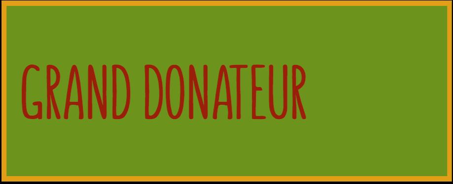 don grand donateur