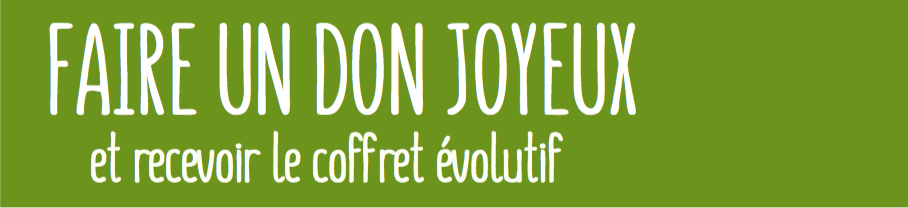 coffret evolutif
