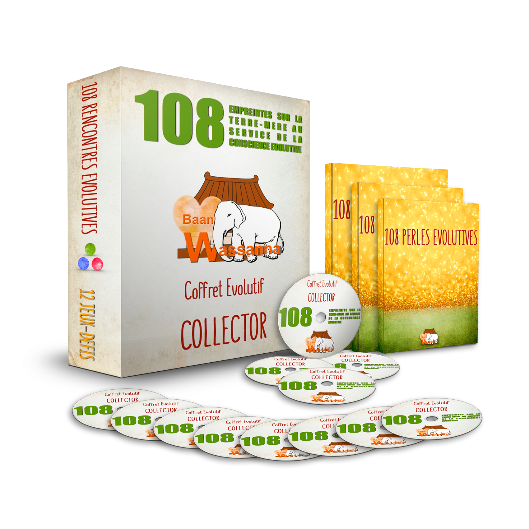 Coffret Evolutif Collector